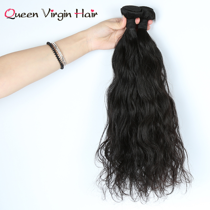 Wholesale Human Hair Weaving Bundles Unprocessed Virgin Brazilian Natural Wave