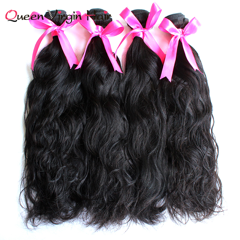 Wholesale Shedding Free High Quality Natural Wave Hair Extension